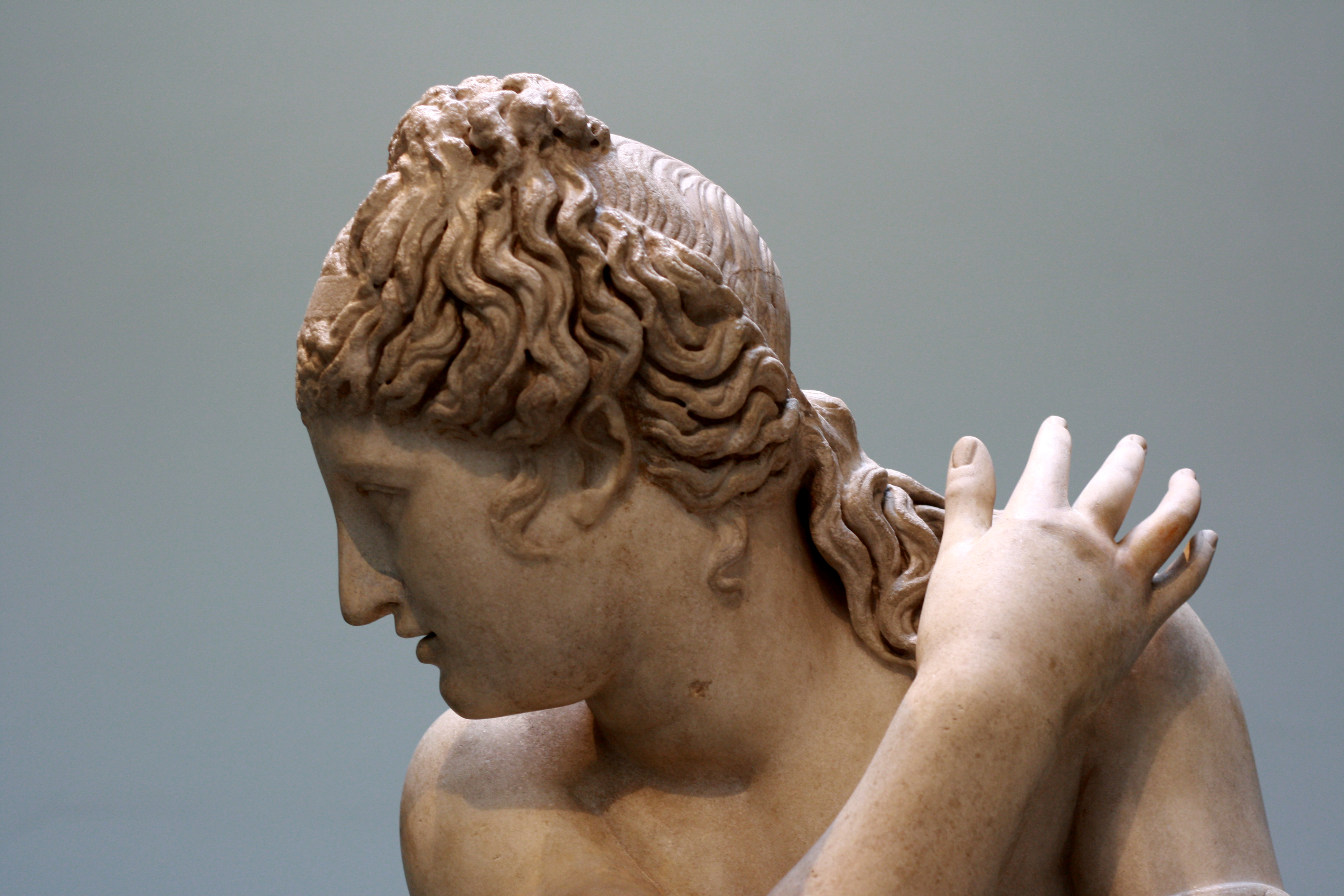 Figura desnuda modelado Halifax