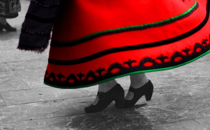 Pasado y presente se unen en las tradiciones. Foto: Sara Gordón