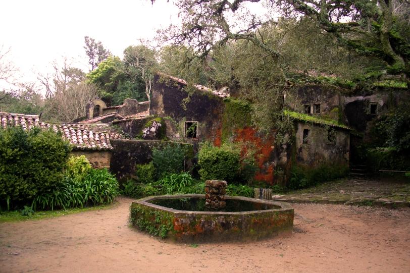 El claustro se constituía como el espacio íntimo de esta comunidad franciscana. Foto: Sara Gordón