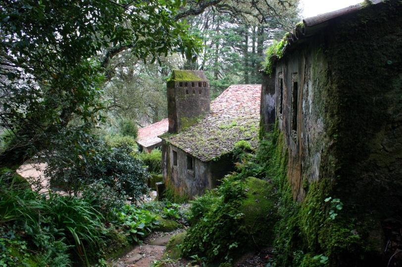 El convento estuvo habitado hasta 1834. Foto: Sara Gordón