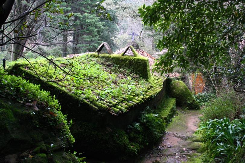 el 1995 la UNESCO clasifica la Sierra de Sintra como Paisaje Cultural- Patrimonio de la Humanidad. Foto: Sara Gordón.