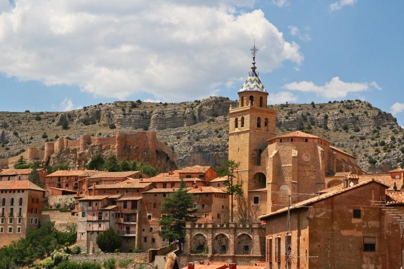 La catedral es del siglo XVI, heredera del estilo gótico levantino. Foto: Sara Gordón