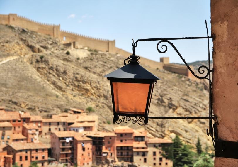 Callejear por Albarracín es descubrir siempre un rincón nuevo. Foto: Sara Gordón