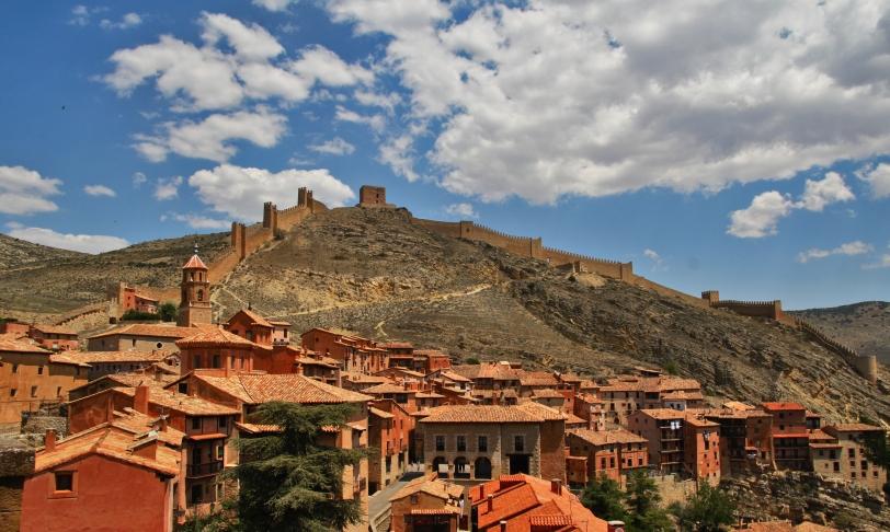 Vista desde la Torre de Doña Blanca. Foto: Sara Gordón