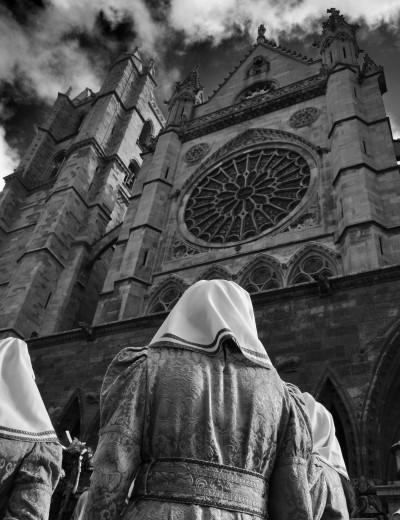 Esta tradición Se celebra en León el domingo anterior al día de San Froilán. Foto: Sara Gordón