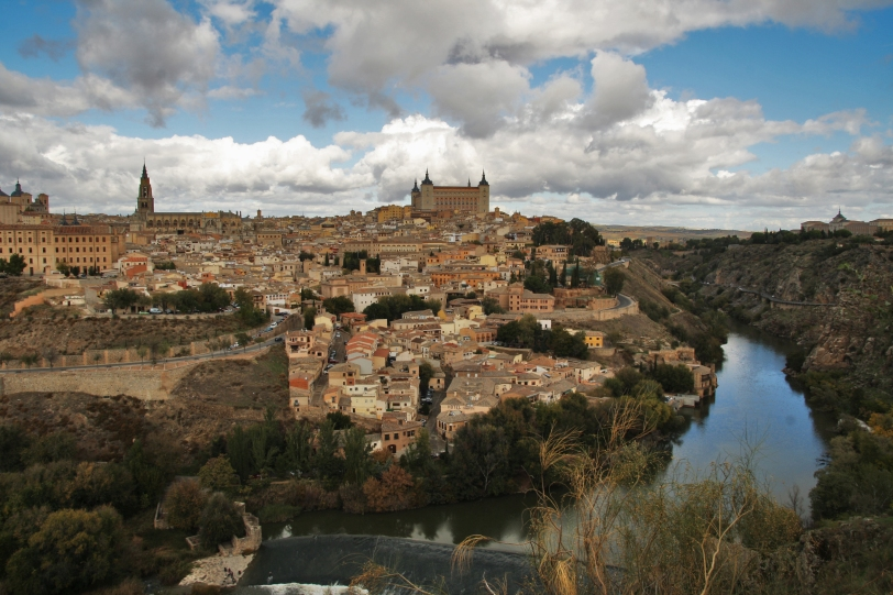 La historia de la ciudad se remonta hasta la edad del bronce. Foto: Sara Gordón