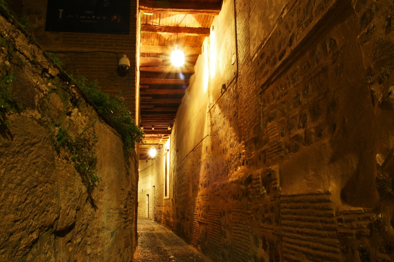 Cobertizo de San Pedro Martir en Toledo. Foto: Sara Gordón