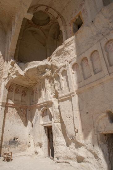 El Museo al aire libre es parte de la lista de Patrimonio Mundial de la UNESCO desde 1984, y fue uno de los dos primeros sitios que fue incluido en la lista de todo Turquía. Foto: Sara Gordón