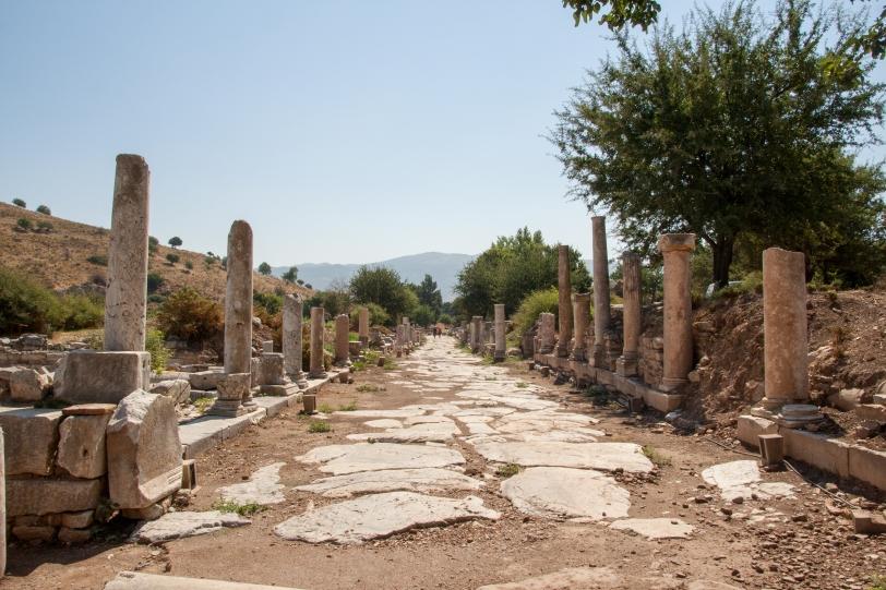 Desde este año Éfeso es Patrimonio de la Humanidad por la Unesco. Foto: Sara Gordón