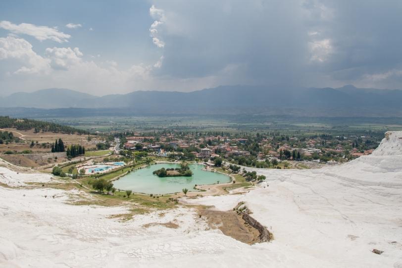 El lugar ha sido declarado patrimonio de la humanidad. Foto: Sara Gordón