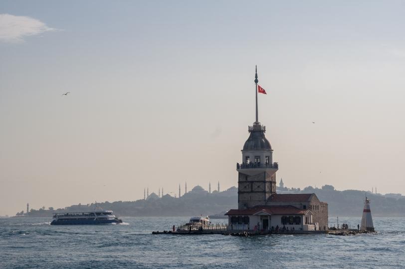 La torre de la doncella. Foto: Sara Gordón