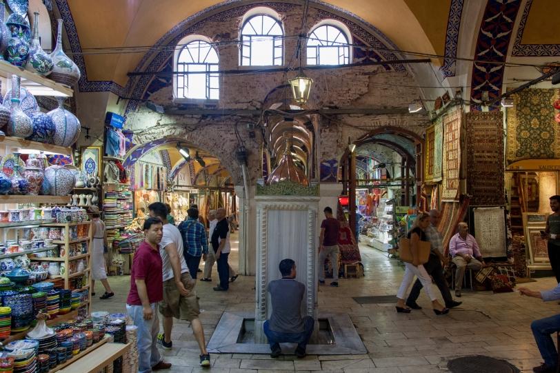 El gran bazar. Foto: Sara Gordón