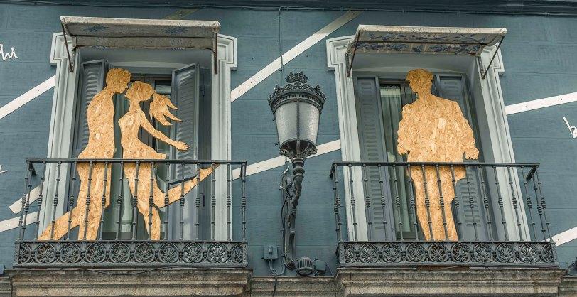 El barrio de las letras. Foto: Sara Gordón