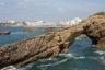 Biarritz desde la roca de la virgen. Foto: Sara Gordón