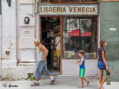 La calle mercaderes. Foto: Sara Gordón