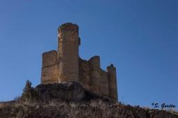 Se trata de un castillo construido entre los siglos XII y XIII. Foto: Sara Gordón